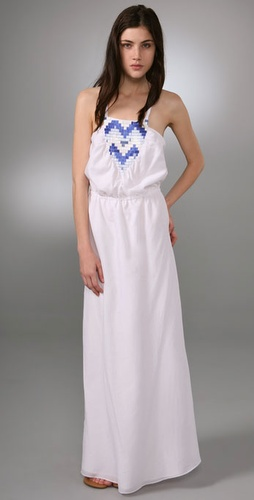 Madison Marcus Mystify Long Dress