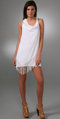 Madison Marcus String Tank Dress