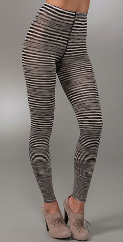 M Missoni Striped Leggings