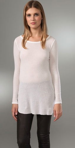 Majestic Long Sleeve Tunic