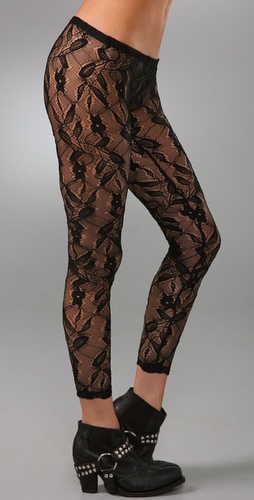 Nightcap Clothing Vince Lace Leggings