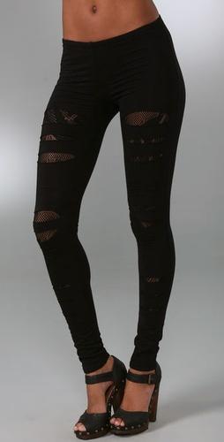 Nightcap Clothing Peekaboo Leggings