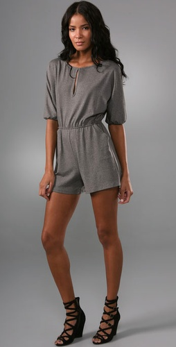 Only Hearts So Fine Keyhole Romper