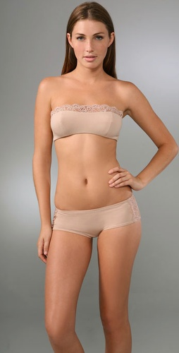 Only Hearts So Fine Lace Bandeau