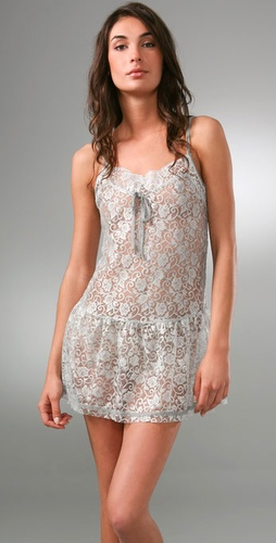 Only Hearts Leah Lace Chemise
