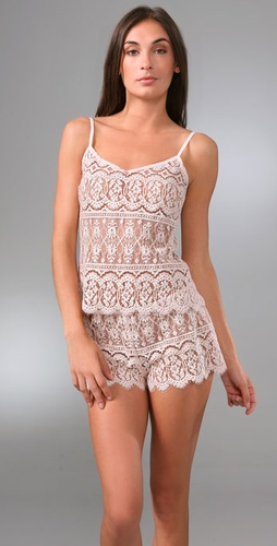 Only Hearts Victorian Lace Cami