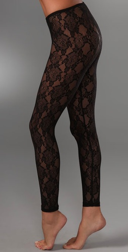 Only Hearts Lace Leggings