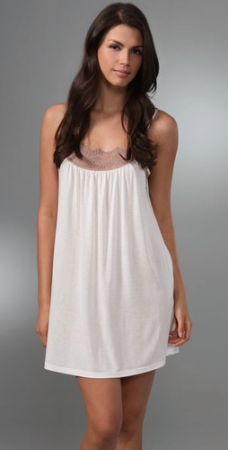 Only Hearts Peek A Boo Chemise