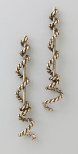 Pamela Love Rope Earrings