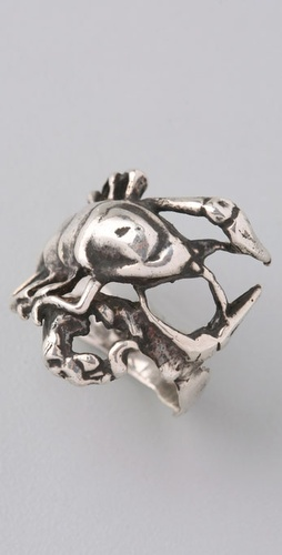 Pamela Love Scorpion Ring