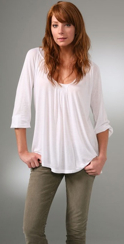 Patterson J. Kincaid Kimmie Tunic Top