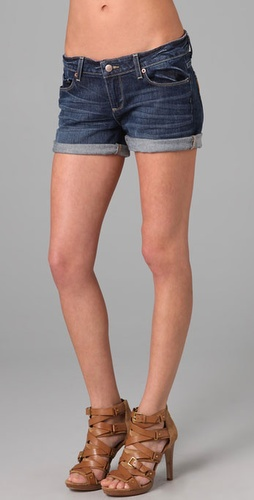 Paige Denim Jimmy Jimmy Denim Shorts