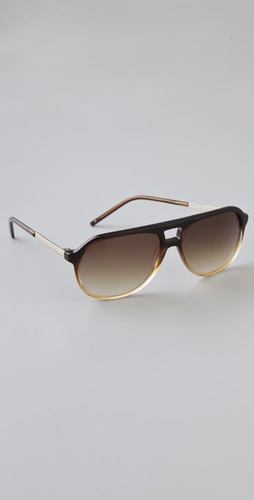 3.1 Phillip Lim Castor Aviator Sunglasses