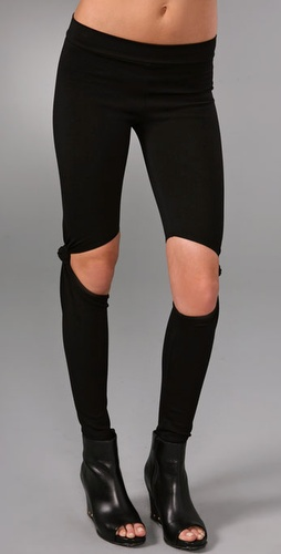 Pencey Knot Leggings