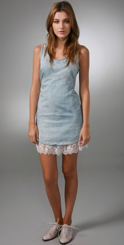 Pencey Denim Dress