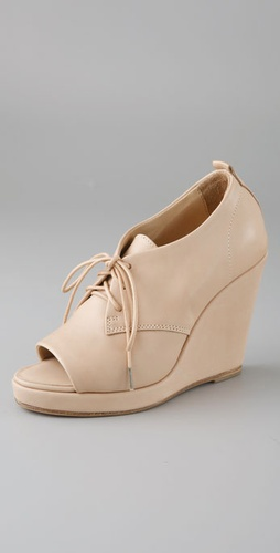 Rag & Bone Sahara Oxford  Wedges
