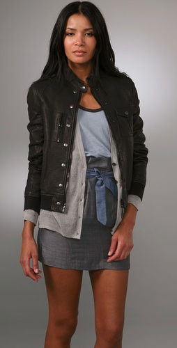 Rag & Bone Armory Leather Jacket