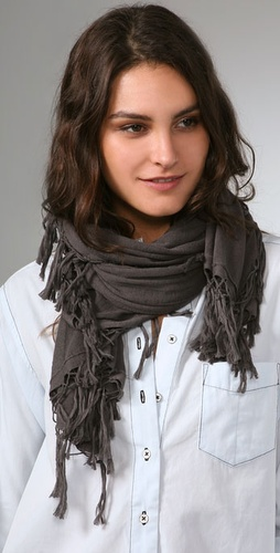 Rag & Bone Clochard Tassel Scarf