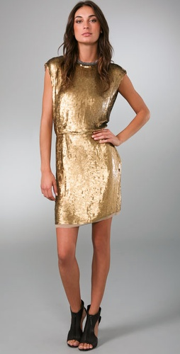 Rachel Roy Sequin Dress