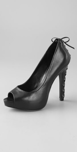 Report Signature Remsen Open Toe Pumps