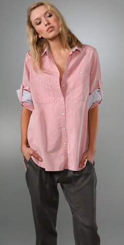 Rag & Bone/jean The Tomboy Shirt