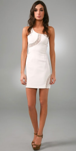 Rebecca Minkoff The White Hot Dress