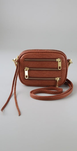 Rebecca Minkoff Alligator Impression Bf P