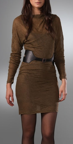 Robert Rodriguez Colonel Waist Belt