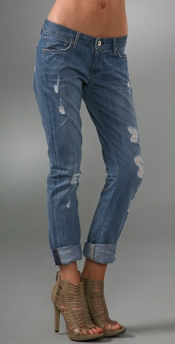 Rich & Skinny Laid Back Slim Jeans