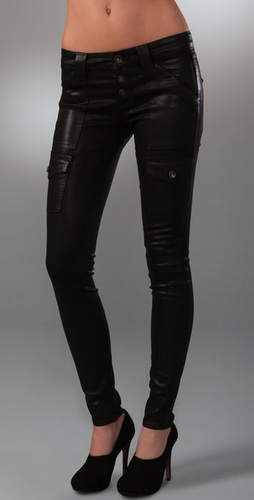 Rich & Skinny Super Stretch Cargo Legging