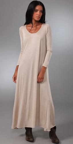 Roxanne Grace Jean Long Dress