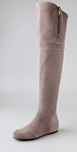 Sam Edelman James Suede Over The Knee Boo