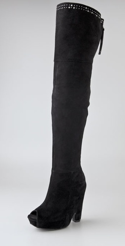 Sam Edelman Zamara Suede Over The Knee Bo