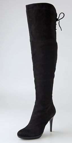 Sam Edelman Vesey Suede Over The Knee Boo
