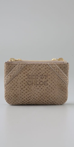 See By Chloe Esteli Zipped Purse