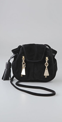 See By Chloe Cherry Velvet Mini Bag
