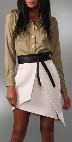 See By Chloe Tie Wrap Belt