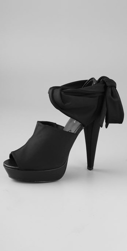 7 For All Mankind Radley Platform Sandals