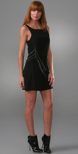 Sheri Bodell Chain Sheath Dress