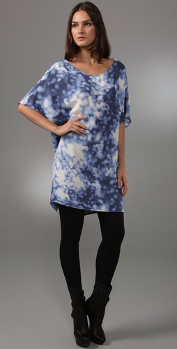 Shipley & Halmos Lipinski T Shirt Dress