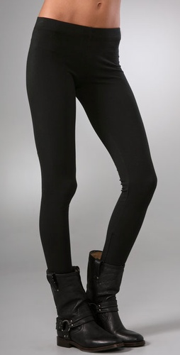 So Low High Waist Leggings