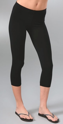 So Low High Rise Cropped Leggings