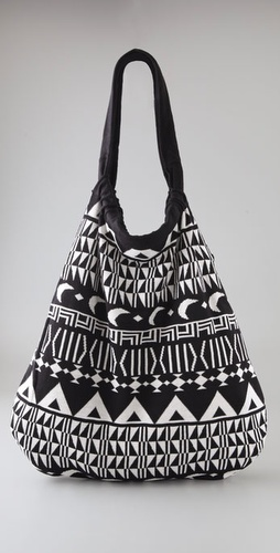 Something Else Cosmic Intarsia Bag