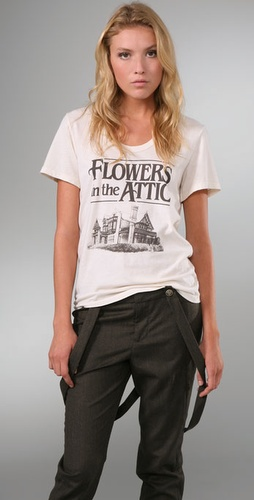Sophomore Flowers In The Attic Tee