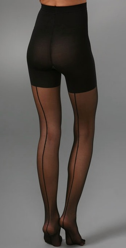 Spanx Back Seam Tights