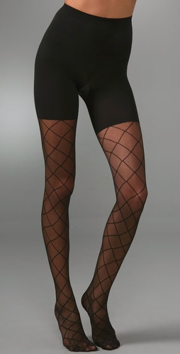 Spanx Diamond Sheer Tights