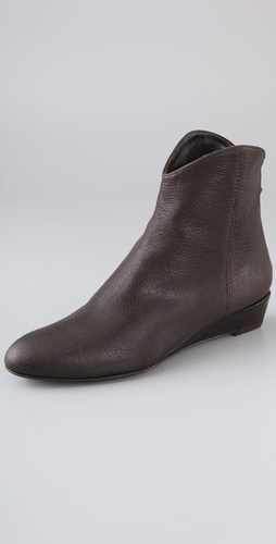Stuart Weitzman Modest Wedge Booties