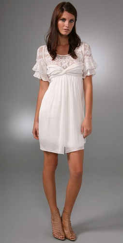 Temperley London Mini Vita Dress