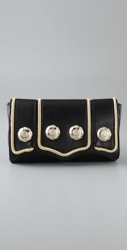 Temperley London Royal Clutch