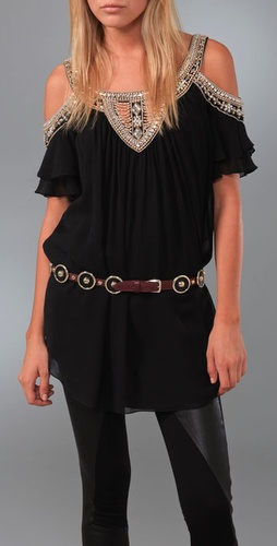 Temperley London Trinity Link Hip Belt